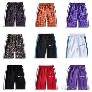 2020SS Palm Engel Tie-Dye Shorts Trend Shorts Männer Frauen Sport-beiläufige Hosen Gestreifte Hosen elastische Taille der Qualitäts-00
