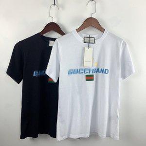 Wholesale Free Shipping Brand Shirt Luxury Designer Women Mens T-shirt Fashion Casual Summer Tees High Quality Luxury Print Tshirt 2041107H