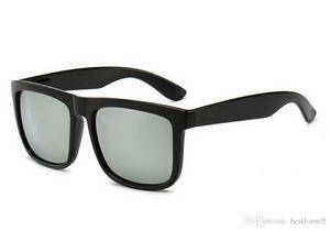 Мода Justins солнечные очки женщин людей Occhiali да единоличное Firmati вождения очки Gardient Мужской UV400 Солнцезащитные очки FICE с Case