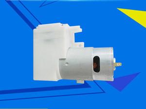 12 V 2.5 bar yüksek basınçlı mini vakum pompası tıbbi vakum diyafram pompası mini vakum
