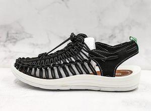 Vendita calda-sandali morbidi comodi Roman scarpe bianche piccole scarpe estive per bambini di alta qualità designer scarpe traspiranti a monte