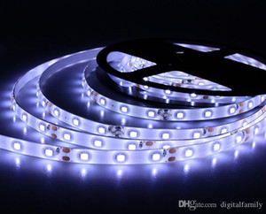 500M 500 meter red bule yellow green white warm LED Strip Light 5M Supler Bright 3528 SMD Waterproof IP65 Flexible 300 leds DC 12V