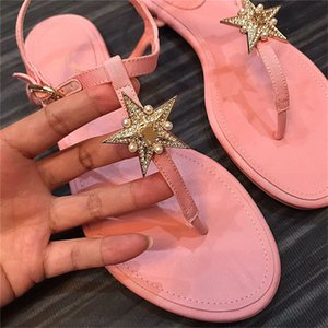 Girls Summer 2020 New Students Performing Dance Sandals Princess Fish Mouth Flower School Shoes Wholesale#962