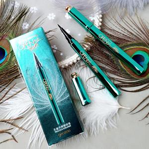 Makeup Eye liner Eyeliner Pen líquido Eyeliner Black Eye Peacock longa duração Waterproof Eyeliner Pencil Compo a beleza comestics livre DHL