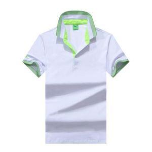 Neue Ankunft Mens Designer Polos Marke Poloshirt Sommer T-shirt Kurzarm Hemd Klassische Geschäftsstelle Bluse