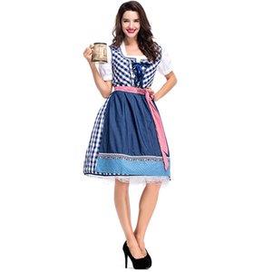 mulheres LCW, s Novo design vários role-playing de férias Costumes de Natal Halloween sexy nova cosplay baile tamanho grande maid costume engraçado