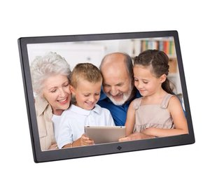 "Novoco HD digital photo frame electronic photo album 8 ""10"" 15 ""multifunctional photo video player advertising machine"