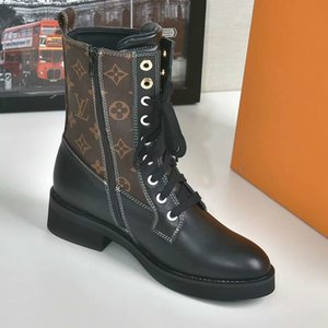 New Martin boots, leather short boots, classic hot style, lace up women's boots, fashionable wild style, formal shoes
