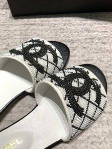 11 gros 2020 été flip dame de butins en plein air des femmes classiques flops chaussures de plage épidermures de qualité en cuir Livraison gratuite 3 couleurs