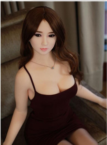 Nuevo llegó productos masturbación sexo salud y belleza inflable amor muñeca japonesa de silicona verdadera muñeca del sexo