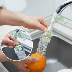 Inizio del rubinetto 360 ruotabile dispositivo di risparmio idrico acqua rubinetto da cucina Beccucci Spruzzatori Tap grado Accessori cucina