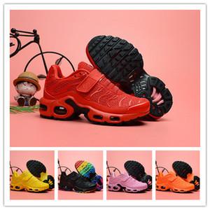 2019 Designer Toddler Tn Mercurial Kids girl Shoes Children tn plus Boys Girls Running Sports Sneakers Trainer tns Chaussures Pour Enfant