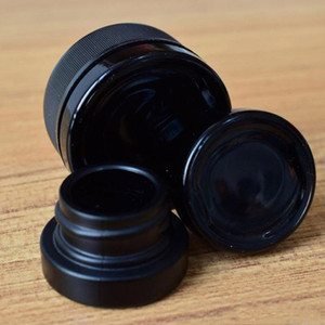 Wholesale Cheap Non Stick Premium 5 ML Glass Concentrate Jars with Classic Screw Top Caps Online Shopping