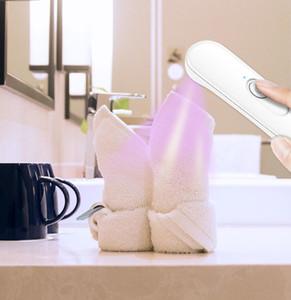 Портативная UVC Foot Бактерицидной Стерилизация труб Чистка Дезинфекция лампа Sanitize УФ ультрафиолетовое обеззараживание светого Стерилизатор Дезинфицирующее UVC