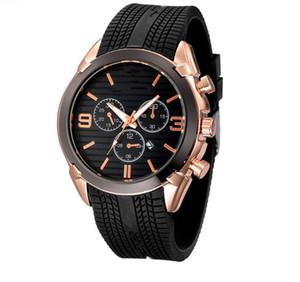 2.019 Armani watch homens relógio de forma de discagem amn3 borracha cinto impermeável de pulso de luxo relogies Assista Top marca para homens relojes