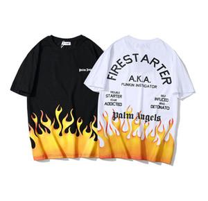 2020 Версия для печати мужчин футболки моды MedusaXXLдизайнер, XXLПале Ангелы Tshirts краткость лета вскользь Tops Mens DesigT футболки