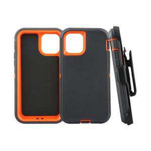 Casi Defender Simmetria acciaio Armatura completa antiurto impermeabile di copertura della cassa del telefono con il logo iPhone 11 X