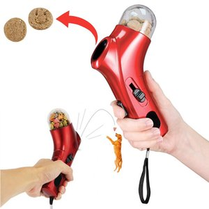 Dog Snack Catapult Launcher Jouets pour animaux Chien Chat Treat Launcher Snack Feeder Catapult Pet outil de formation interactif