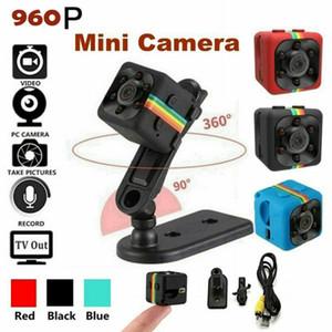 كامل HD 960P البسيطة SQ11 سيارة DVR DV الشرطي كاميرا فيديو ومسجلات كاميرا الأشعة تحت الحمراء للرؤية الليلية