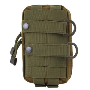 600D Tactical Pouch Tactical Shoulder Strap Storage Bag Hunting Tactical Accessory Pouch Bag Small Case Outdoor Shoulder Bag