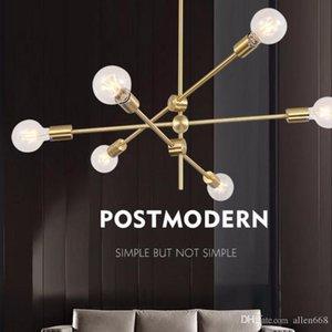 Modern Pendant Light Glass Metal Pendant Lamp Chandelier lighting for living room dinning room hanglamp luminaria industrial lamp