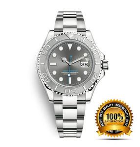 Der top-Meister produziert Herren Luxus Saphirglas 40mm automatische mechanische Uhr, 116621 Edelstahl Mode-mechanische Uhr