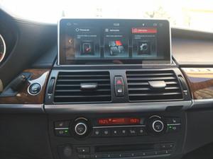 Android 9.0 DVD do carro para BMW X5 E70 X6 E71 CIC Sistema 2011-2014 CAR STEREO Navegação Multimedia IPS TELA