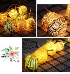 1.5m Easter LED Egg String Light Home Lamp String Lights Easter Party Gift Wedding Garden Decoration GGA3184-1