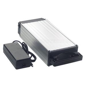 Freies Verschiffen EU US AU elektrische e-Fahrradbatterie 48v 20AH Gepäckträgerlithiumionbatterie für 750W bis 1500W motor + BMS + Charger