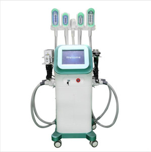 4 Cryo Handles Work Together Criolipolisis Machine 360 Degree Best Cooling Fat Freeze Body Slimming Machine with 5 Freezing Handles