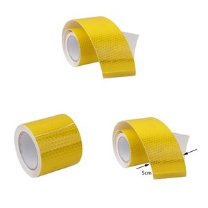 3 Pieces Waterproof Reflective Self Adhesive Tapes For