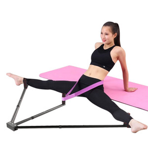2019 Iron Leg Stretcher 3 Bar Legs Extension Split Machine Flexibility Training Tool for Ballet ALS88