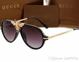 Дизайнерские солнцезащитные очки бренда класса люкс предлагают бесплатную доставку солнцезащитных очков для женщин и мужчин в 2019 году