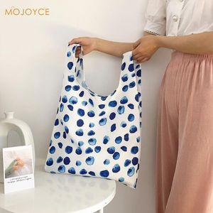 Moda Stampa Portable Shopping Bag Donna Handbag Classic Texture Creative Design Chic Big Capacity spalla Pouch