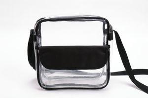 Cancella Stadio borsa Approvato Bag + PATCH con zip e tracolla