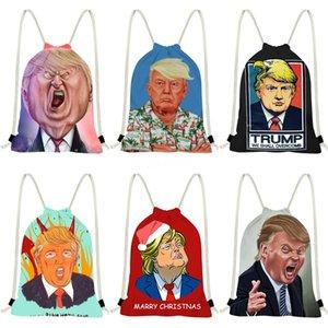 Trump-European Fashion Female Tote Bag 2020 New Quality Pu Leather ' S Trump Handbag Лента Для Волос Мяч Плечо Messenger Сумки #464