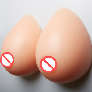 Силиконовый клей Форма груди Бюстгальтеры Поддельные груди Форма Crossdress Искусственная грудь Одна пара 600 г Кубок A или B