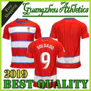 2019 غرناطة لكرة القدم بالقميص الكبار 2019 2020 منزل بعيدا الثالث سولدادو هيريرا أنتونيو بويرتا فاديلو camiseta دي فوتبول F.VICO قميص كرة القدم