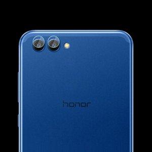 0,3 millimetri 2.5D trasparente telecamera posteriore pellicola protezione dell'obiettivo vetro temperato per Huawei Honor V10