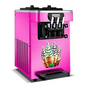 Fabrik Direktverkauf 1200 Watt Eis Maschine 3 Aromen Eismaschine hohe Qualität Softeis Maschine