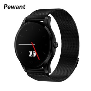 atacado K88 relógio inteligente Homens Com frequência cardíaca Waterproof Conectividade Bluetooth Smartwatch sono Monitor para Xiaomi a Apple Android