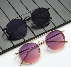 New fashion metallic sunglasses retro fashion men and women avant-garde sunglasses classic punk sunglasses