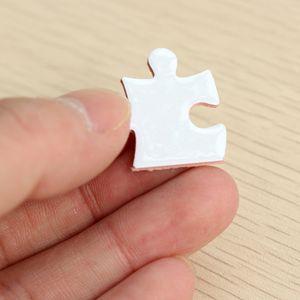 120 개 조각 DIY 열을 눌러 전송 공예 빈 승화 A4 퍼즐 사무실 학교는 DHL 용품 퍼즐