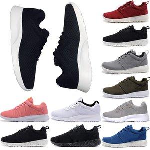 Marque Mens Designer Chaussures Vitesse Trainers noir blanc rouge bleu Tanjun London Olympic 3.0 Hommes Femmes multicolore Casual chaussures de course Eur36-44