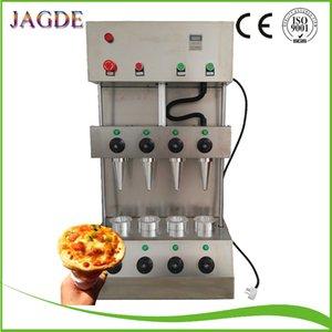 Sıcak Satış Pizza Cone Maker Ekipmanları / Pizza Koni Makinesi / Pizza Koni Kalıp Üretim Makinası Hattı Yapımı