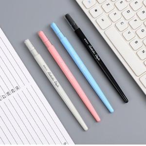 Jianwu 1pc 0.5mm Simple mince penholder frais pour les enfants de filles cadeaux école bureau de stylo d'écriture Papeterie