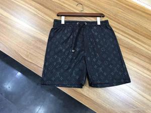 Pantalones cortos de diseñador para hombre 2019 Fog Fear Of God Justin Bieber Mismo párrafo Pantalones cortos de baloncesto Hawaii Sandy Beach Pantalones Tiempo libre shorts de playa