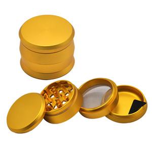 E980 Hotselling grinder, macinapepe erba metal ginder 60mm 4 strati smerigliatrice da tabacco per fumatori, commercio all'ingrosso altri accessori per fumatori
