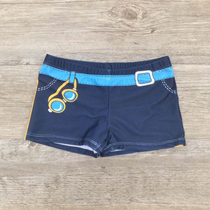 2019 Boys Beach Shorts Kids Swimming Trunks Children Swimsuits Boys Swimwear Swim Print Bathing Clothes Suit 2-8 Years Old