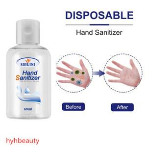 60ml In SIRUINI Stock Hand Sanitizer Con Vitamina E Wash libero per la Home Office DHL